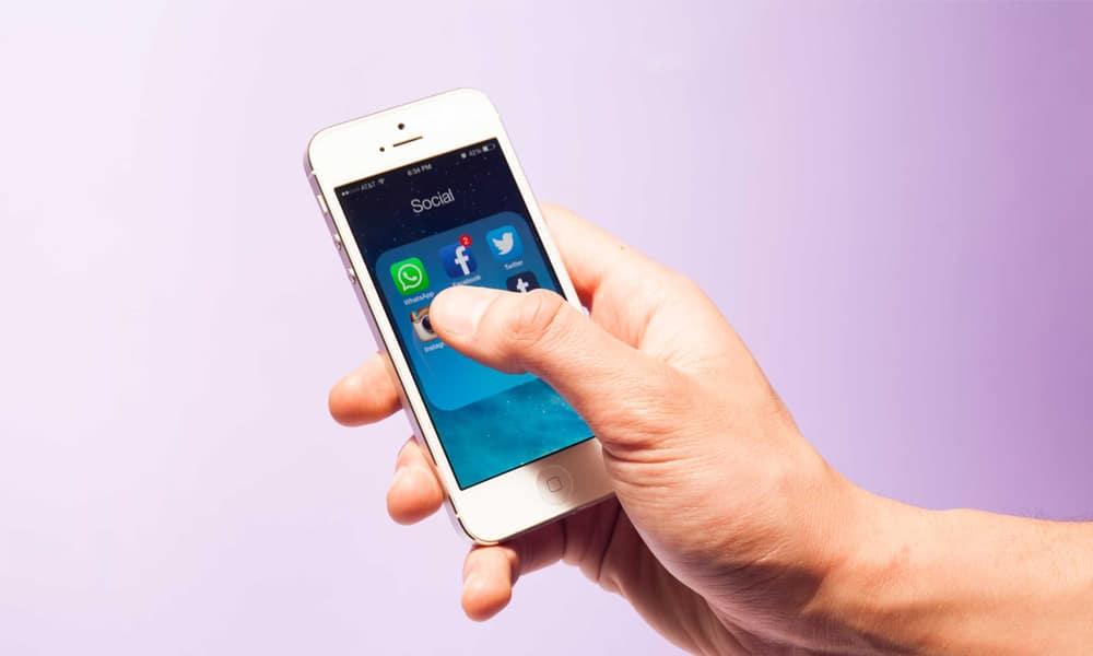Cara Menyembunyikan Aplikasi di iPhone Tanpa Aplikasi Tambahan 6