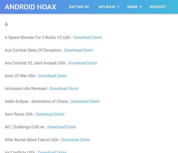 15+ Situs Download Game PSP/PPSSPP Paling Lengkap 9