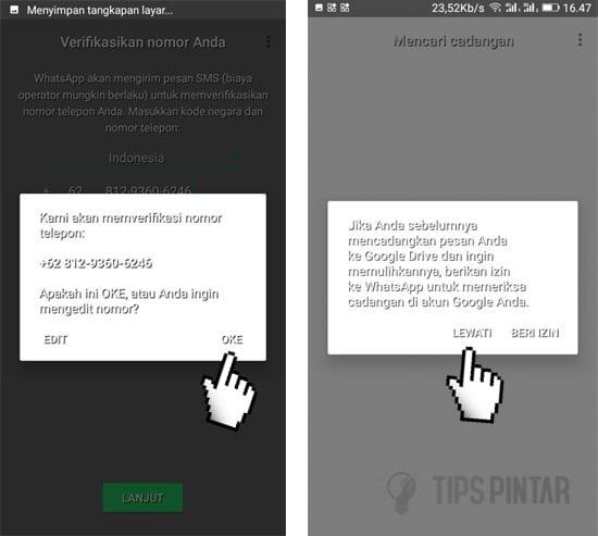 Cara Mengubah Tema WhatsApp Menjadi Transparan 8