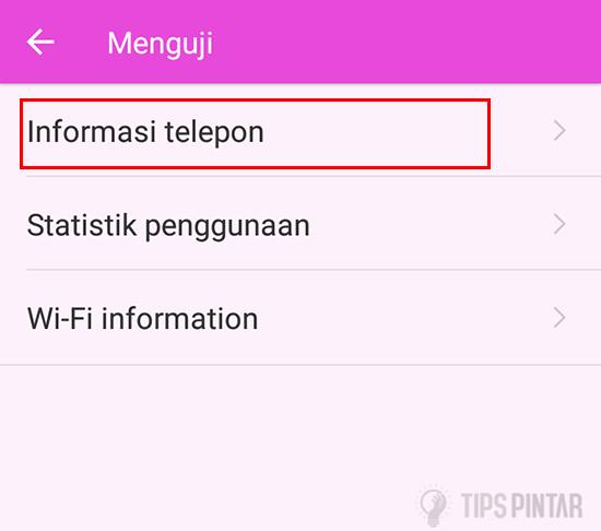 Klik Informasi Telepon