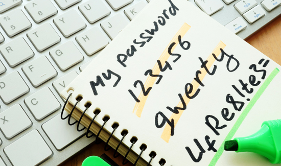 Sering Mengganti Password