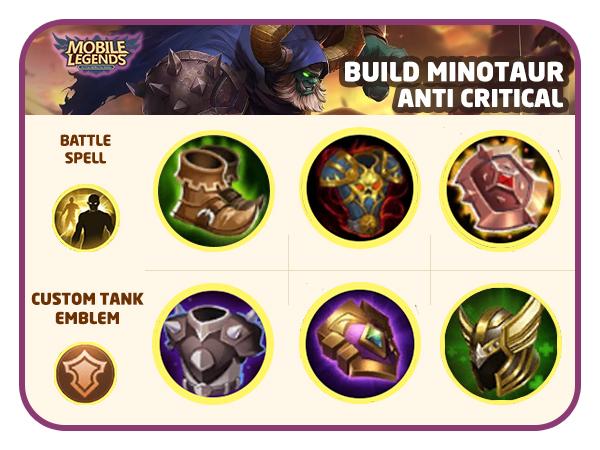 Build Anti Critical - Tips Pintar