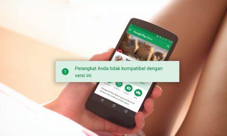 Cara Download Aplikasi yang Tidak Kompatibel di Android 10