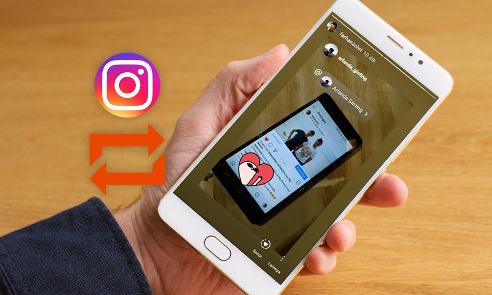 Cara Repost Story Instagram Orang Lain dengan Mudah 4