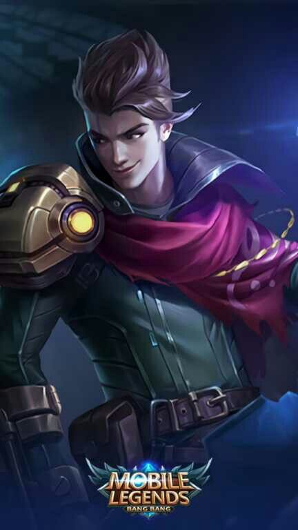 Wallpaper Claude Mobile Legends