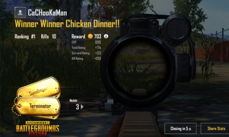 Guide PUBG Mobile di Lingkaran Terakhir (Dijamin Chicken Dinner) 7