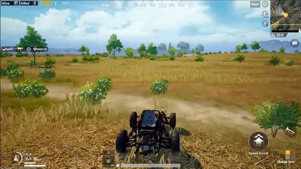Gunakan Kendaraan