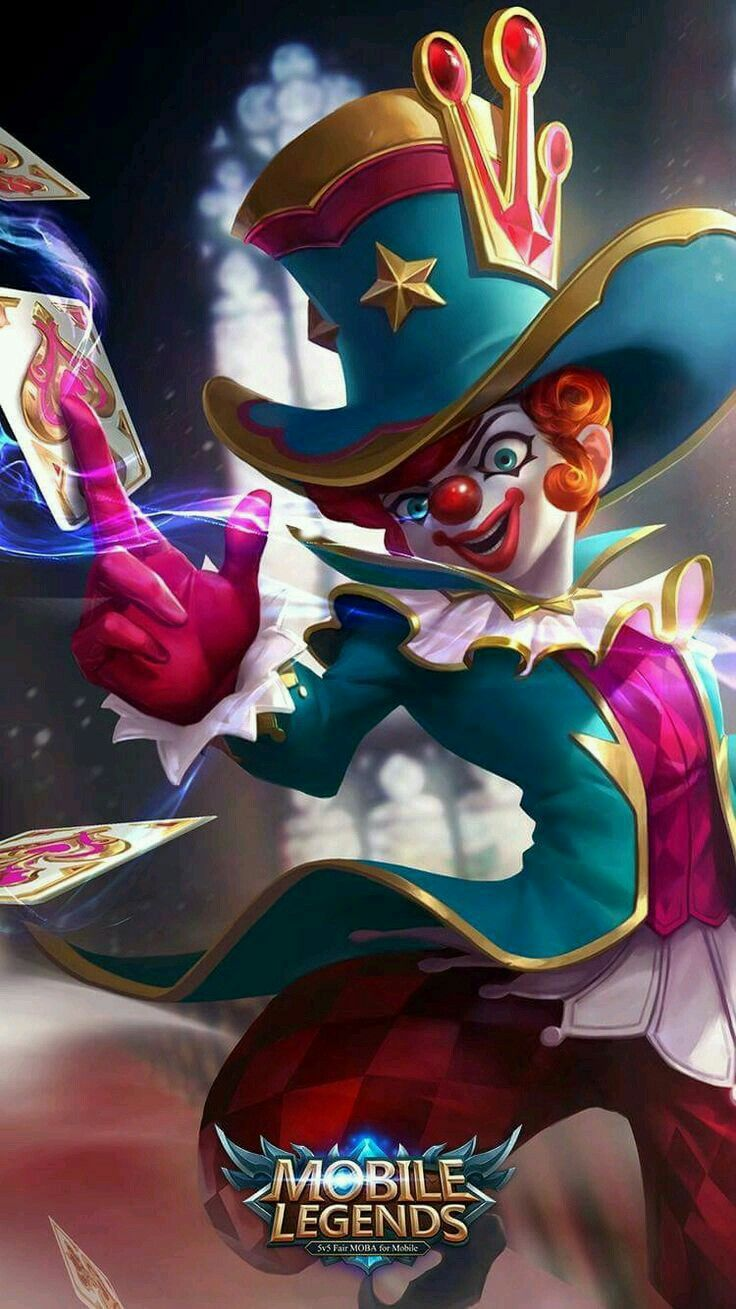 Wallpaper Harley Mobile Legends
