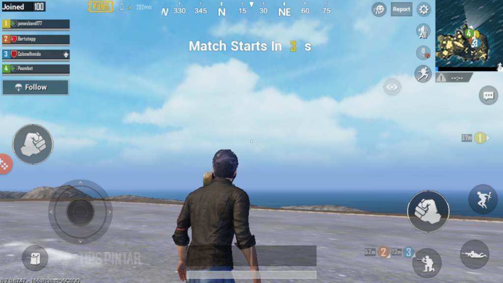 How To Enable Hd Graphics On Pubg Mobile Global Version: Cara Setting PUBG Mobile 60 FPS Di Android (Auto Winner