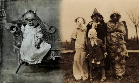 15 Kostum Halloween Jadul yang Bikin Bulu Kuduk Merinding! 29