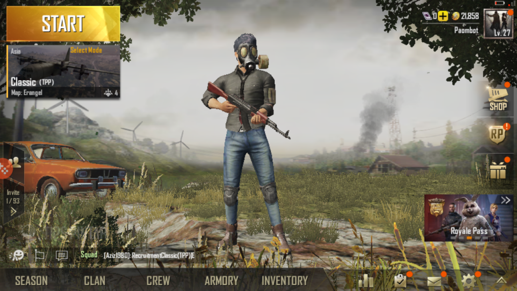 How To Enable Hd Graphics On Pubg Mobile Global Version: Cara Setting PUBG Mobile 60 FPS Di Android