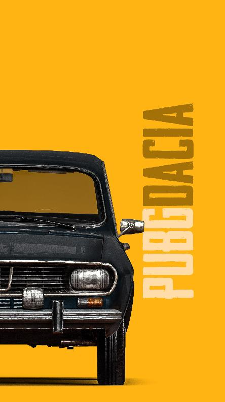 PUBG Dacia