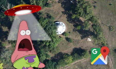 Ada Tempat UFO? Inilah 10 Tempat Terlarang yang Tidak Terlihat di Google Maps 12