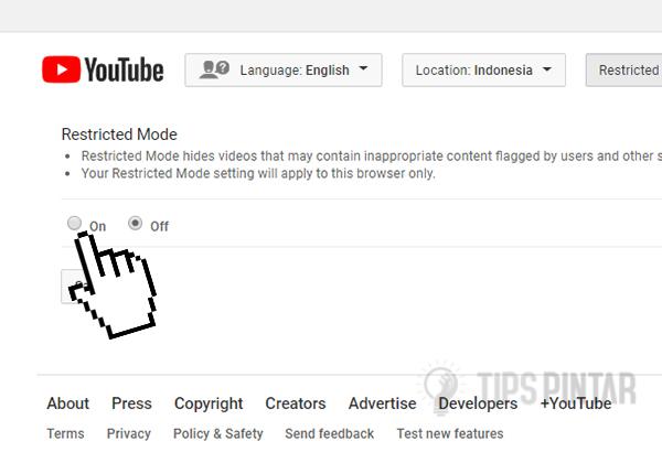 Cara Memblokir Video YouTube