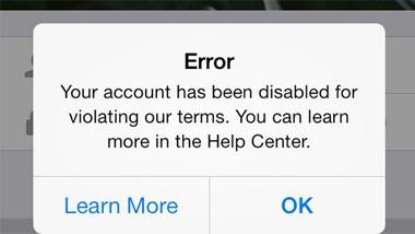 cara mengembalikan akun instagram yang dibanned