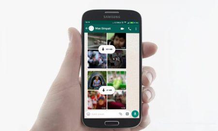 Cara Kirim Foto dan Video Lebih dari 30 di WhatsApp 7