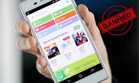 Cara Memblokir Aplikasi Tertentu di Play Store 8