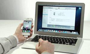 Cara Memindahkan Foto dari Laptop ke iPhone 4