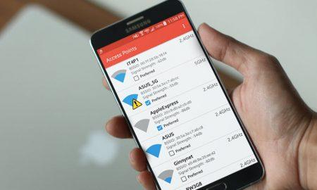 Cara Mengatasi WiFi yang Limited di Android 21