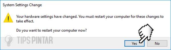 Cara Menonaktifkan Keyboard di Laptop yang Error 16