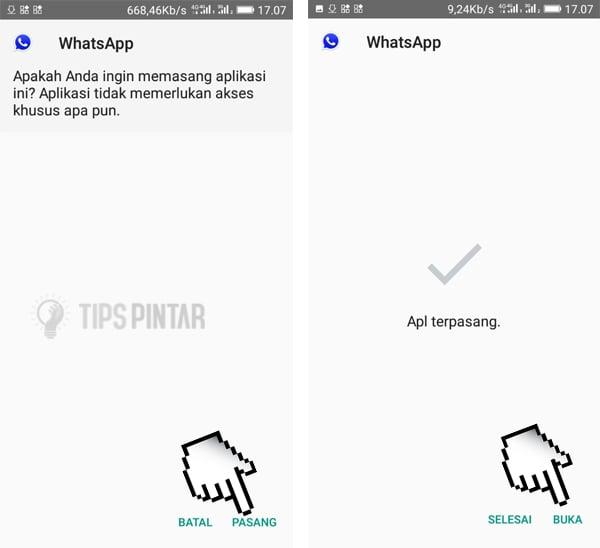 Cara Mematikan Centang Biru Saat Voice Note di WhatsApp