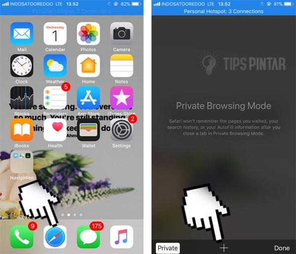 Cara Sembunyikan Status 'Typing' DM Instagram di iPhone 10