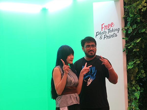 Festival Anime Terbesar Se-Asia (C3AFA) Diselenggarakan di Jakarta 2018 5