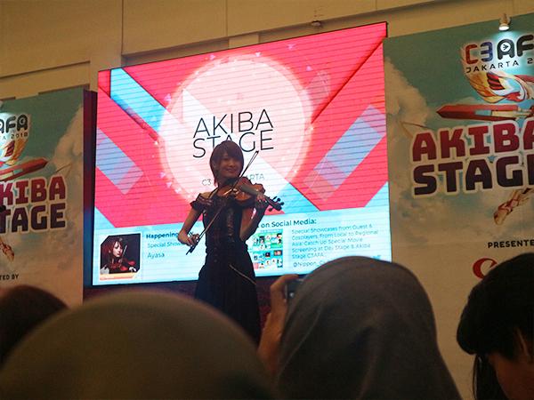 Festival Anime Terbesar Se-Asia (C3AFA) Diselenggarakan di Jakarta 2018 7
