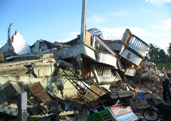 10 Gempa Bumi Paling Dahsyat di Indonesia 9