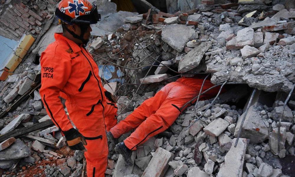 10 Gempa Bumi Paling Dahsyat di Indonesia 5