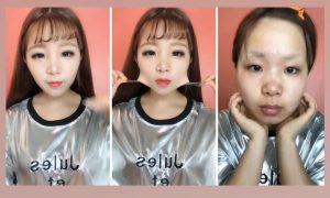 10 Foto 'The Power of Make Up' yang Bikin Kamu Melongo! 12