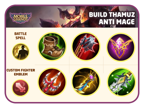 Build Anti Mage - TipsPintar