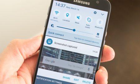 Cara Screenshot Samsung