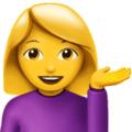 Emoticon Gestur Mempersilahkan