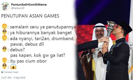 10 Meme Lucu 'Anies Cium Obor' Buat Kamu Nggak Berhenti Ketawa! 10