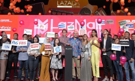 LazMall, Mall Online Terbesar Resmi Hadir di Indonesia 11