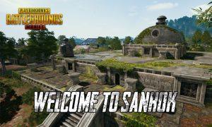 Lokasi Terbaik Loot Sanhok