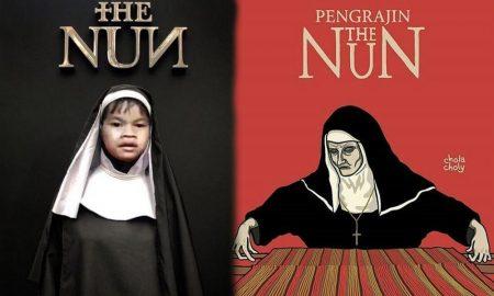 Gagal Serem! 10 Meme The Nun ini Malah Bikin Ngakak! 6