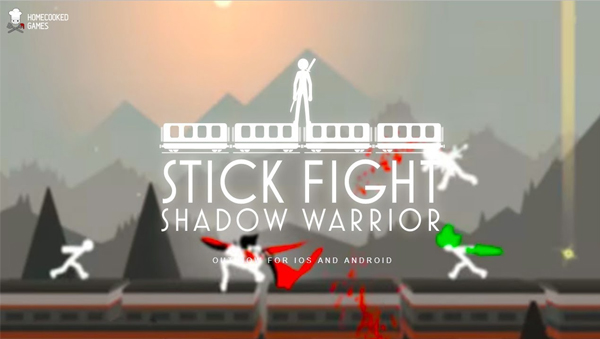 Stick Fight - Shadow Warrior