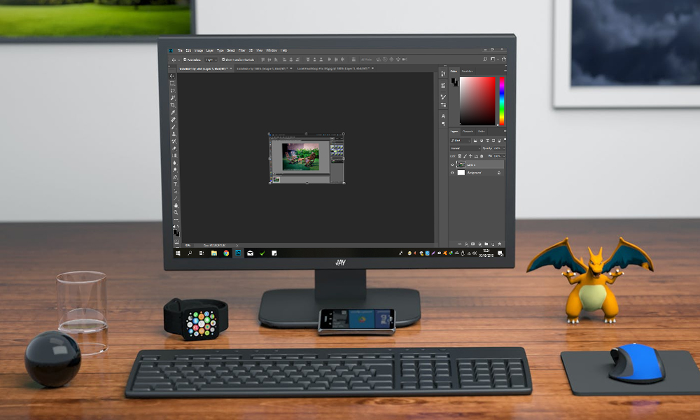10+ Aplikasi Edit Foto di PC Gratis 2019 15