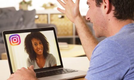 Cara Video Call Instagram di Laptop