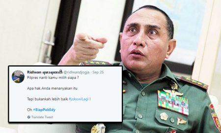 Cuitan Netizen Tentang #SiapPakEdy yang Bikin Ngakak!