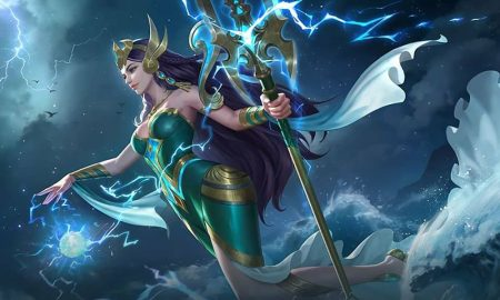 Build Kadita Tersakit di Mobile Legends, Nyi Roro Kidul Indonesia 17