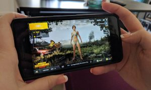 Cara Main PUBG Mobile di HP 1 GB