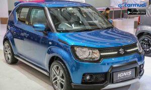 Spesifikasi Suzuki Ignis, Crossover Laris Tapi Enggan Diproduksi Lokal 9