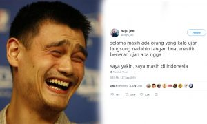 Saya Yakin Masih di Indonesia