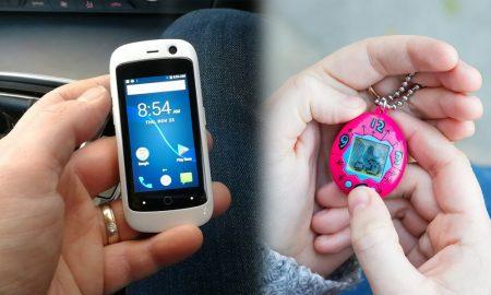 Smartphone Ukuran Kecil