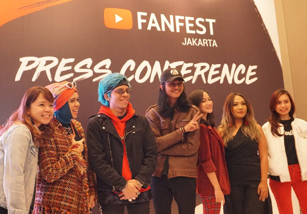 YouTube FanFest Live Show