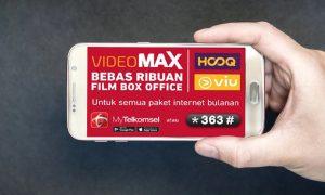 Aplikasi untuk Nonton VideoMax