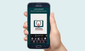Aplikasi Pembuatan Logo di Android